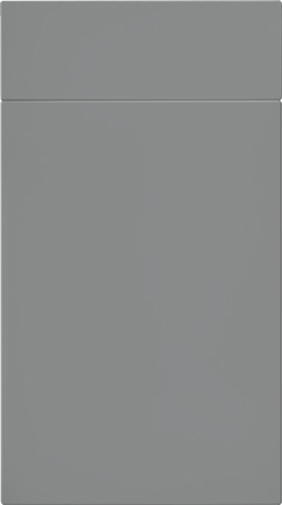 Dust Grey Flat Door - Components