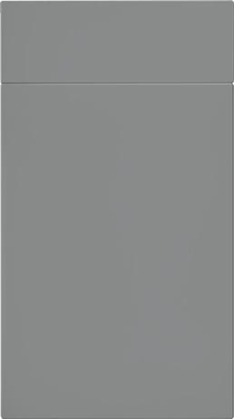 Dust Grey Flat Door - Components