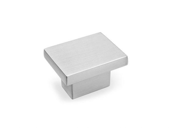 Nimes Satin Nickel Knob - Components