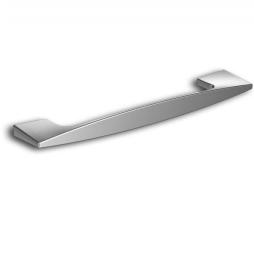 Oval Bridge Chrome Handle - Components
